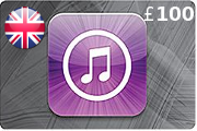 50 GBP UK iTunes Gift Card